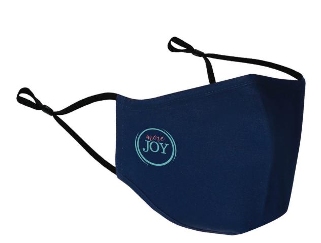 More Joy Mask – Navy